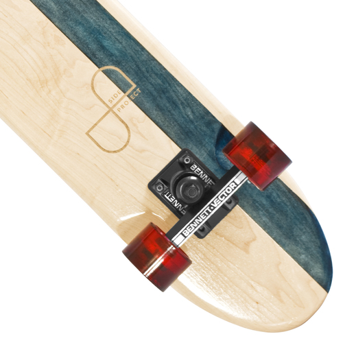 Side Project Skateboards - No. 29