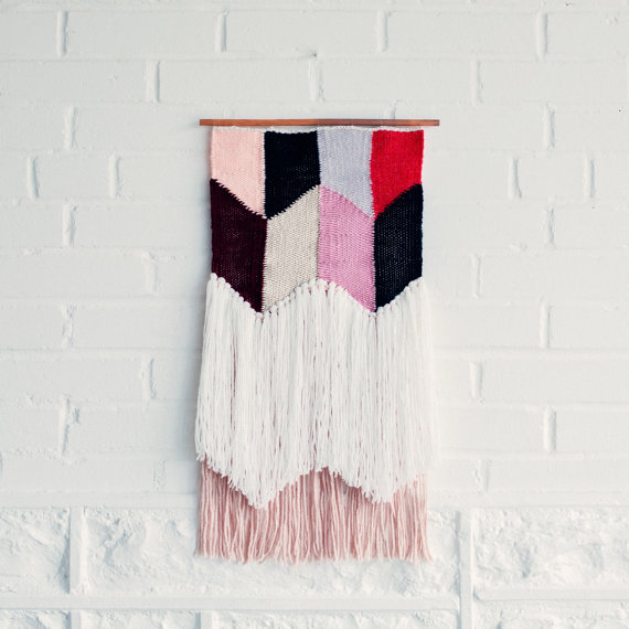 Wabi Sabi Textile Co. - Woven Wall Hanging
