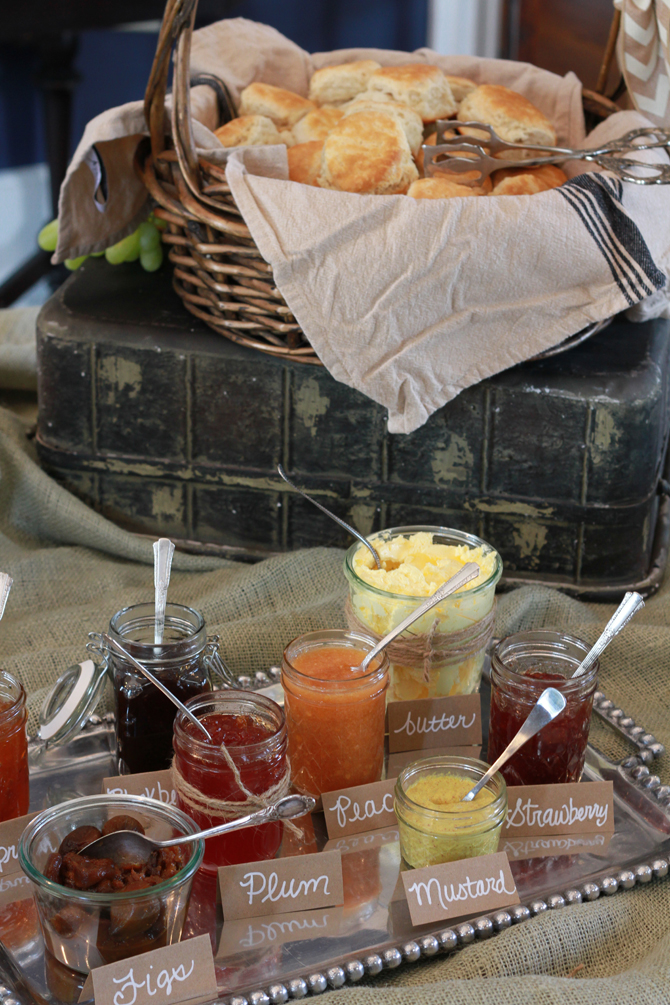 How to Host a Biscuit Bar // Southern Bite