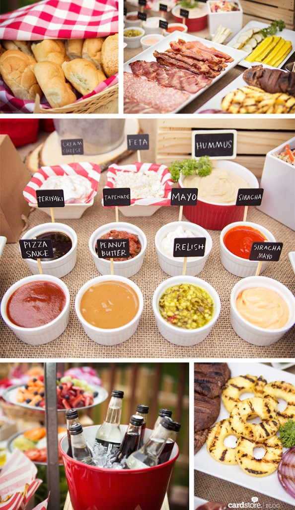 Burger Bar Ideas