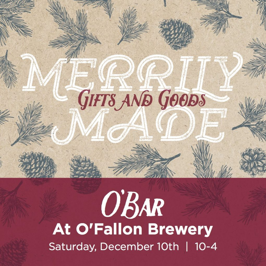 Merrily Made O'Fallon Brewery 2016