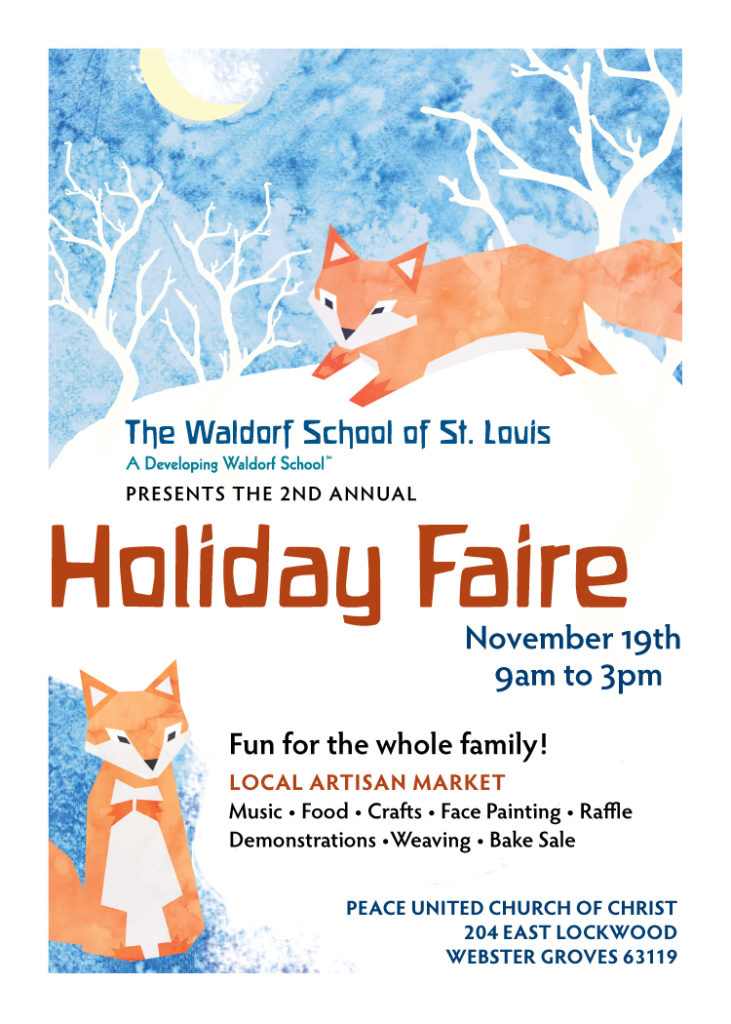 Waldorf School of St. Louis Holiday Faire